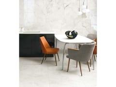 Pavimento/rivestimento in gres porcellanato effetto marmoEXALT   Fairy White - CERIM FLORIM SPA
