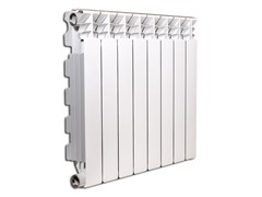 Radiatore in alluminio pressofusoEXCLUSIVO 350 - 8 ELEMENTI - FONDITAL