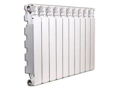 Radiatore in alluminio pressofusoEXCLUSIVO 700 - 10 ELEMENTI - FONDITAL