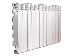 Radiatore in alluminio pressofusoEXCLUSIVO 700 - 12 ELEMENTI - FONDITAL