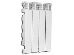 Radiatore in alluminio pressofusoEXCLUSIVO 700 - 4 ELEMENTI - FONDITAL