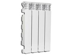Radiatore in alluminio pressofusoEXCLUSIVO 800 - 4 ELEMENTI - FONDITAL