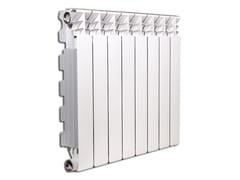 Radiatore in alluminio pressofusoEXCLUSIVO 800 - 8 ELEMENTI - FONDITAL