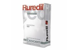Malta e betoncino per il ripristinoEXOCEM G2 - RUREDIL