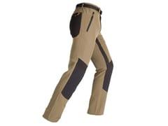 Pantalone elasticizzato slimEXPERT BEIGE/NERO - KAPRIOL