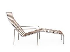 Sedia a sdraio con braccioliEXTEMPORE | Sedia a sdraio - EXTREMIS