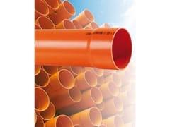 Tubo per scarico acque caldeEXTRATUBO PVC - STABILPLASTIC