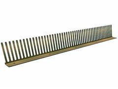 Griglie parapassero di ventilazionePettini di ventilazione - BIN SISTEMI
