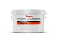 Rivestimento silossanico in pasta per facciate su sistemi di isolamento termico e intonaciEkor 96 - TORGGLER