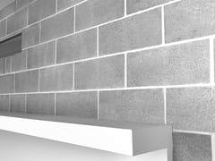 Blocco in cls alleggerito per muratura esternaBlocchi faccia vista - FAVARO1