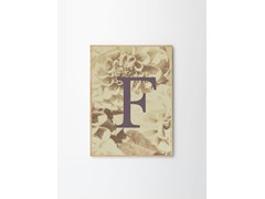Stampa su cartaF FLORA - SESEHTYPO BY FIDE DI FEDERICA MELANI