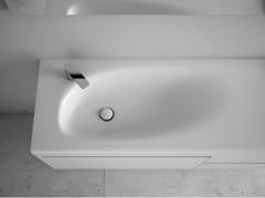 Lavabo singolo in Corian® F1 | Lavabo in Corian® -