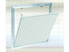 Botola di ispezione in alluminioF2-LO | Botola di ispezione - FF SYSTEMS