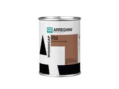 Fondo incolore base acqua per legnoF23 - CAP ARREGHINI
