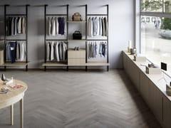 Pavimento in gres porcellanato effetto legnoFABER - CERAMICHE REFIN