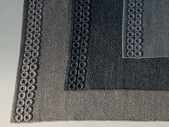 Tappeto rettangolare per esterniFABRIC QUADRO - TALENTI