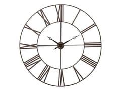 Orologio in metallo da pareteFACTORY 120CM - KARE DESIGN