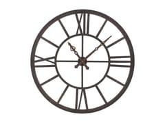 Orologio in acciaio da pareteFACTORY LED - KARE DESIGN