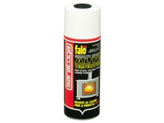 Smalto spray forni, stufe, caldaie, canne fumarieFALÒ SMALTO SPRAY ALTE TEMPERATURE - SARATOGA INT. SFORZA
