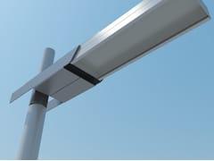 ENGI, FALCO Lampione stradale a LED in alluminio anodizzato