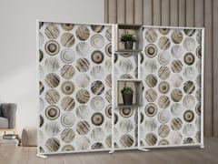 Divisorio ufficio freestanding in alluminioTETRIX FANTASY - STUDIO T