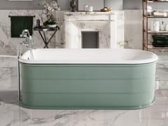 Vasca da bagno centro stanza in ghisaFASHION - BLEU PROVENCE