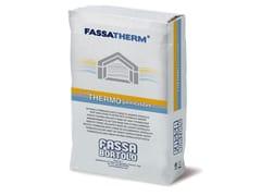 FASSA, FASSA THERMOBENESSERE Intonaco termoisolante a bassa conducibilità termica