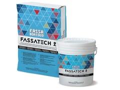 FASSA, FASSATECH 2 Adesivo bi-componente cementizio