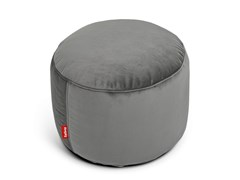Pouf rotondo in tessutoFATBOY - POINT VELVET TAUPE - ARCHIPRODUCTS.COM