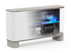 Ventilconvettore con lampada germicida fotocataliticaFCZ_H - AERMEC