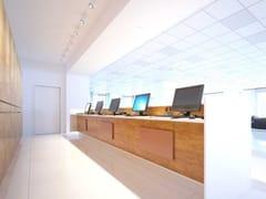 Radiatore a parete o soffitto a infrarossi lontaniFENICE - ATH ITALIA