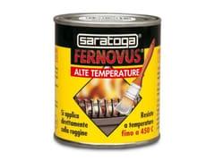 Vernice protettiva per superfici metallicheFERNOVUS ALTE TEMPERATURE - SARATOGA INT. SFORZA