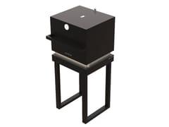 Grill portatile 450 forno con gambe tubolariFGR 450 FO + FGF GR | Grill - DEIMOS