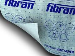 Fibran, FIBRANskin VENT SILVER Membrana traspirante rivestita in alluminio