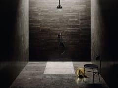 SALVATORI, FILO FLUSH Piatto doccia filo pavimento rettangolare in marmo