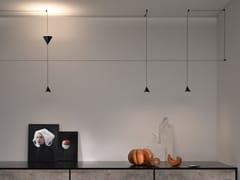 Lampada a sospensione a LED in alluminioFILOMENA - KARMAN