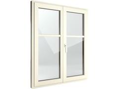 FINSTRAL, FIN-Window Classic-line Alluminio-PVC Finestra a battente di sicurezza in alluminio e PVC