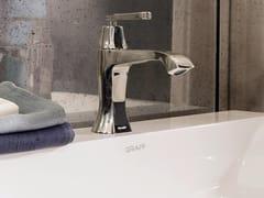 Rubinetto per lavabo da piano monocomandoFINEZZA | Miscelatore per lavabo da piano - GRAFF EUROPE