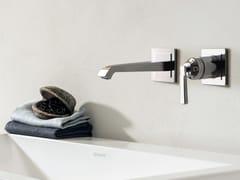 Miscelatore per lavabo a 2 fori a muroFINEZZA | Miscelatore per lavabo a muro - GRAFF EUROPE