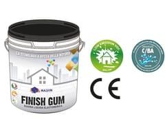 malvin, FINISH GUM Guaina liquida elastomerica in dispersione acquosa