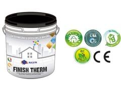 malvin, FINISH THERM Guaina liquida elastomerica per impermeabilizzazione