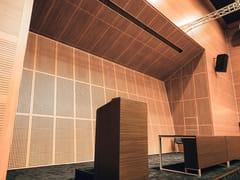 Pannelli in legno fonoassorbenteFINLAND - ISOLDESIGN