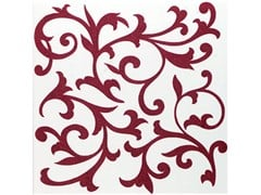 Rivestimento / pavimento in ceramicaFIORI SCURI CAPARRINA - CERAMICA FRANCESCO DE MAIO