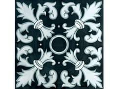 Rivestimento / pavimento in ceramicaFIORI SCURI CRAPOLLA NERO - CERAMICA FRANCESCO DE MAIO
