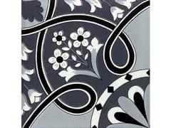 Rivestimento / pavimento in ceramicaFIORI SCURI NOCELLE - CERAMICA FRANCESCO DE MAIO