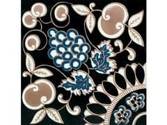 Rivestimento / pavimento in ceramicaFIORI SCURI PERGOLATO - CERAMICA FRANCESCO DE MAIO