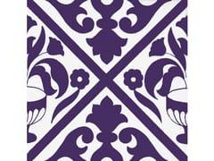 Rivestimento / pavimento in ceramicaFIORI SCURI POGEROLA - CERAMICA FRANCESCO DE MAIO