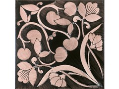 Rivestimento / pavimento in ceramicaFIORI SCURI POLVICA MANGANESE - CERAMICA FRANCESCO DE MAIO