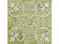 Rivestimento / pavimento in ceramicaFIORI SCURI RECAMONE VERDE MARCIO - CERAMICA FRANCESCO DE MAIO