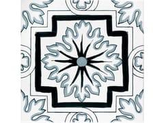 FRANCESCO DE MAIO, FIORI SCURI STABIA Rivestimento / pavimento in ceramica
